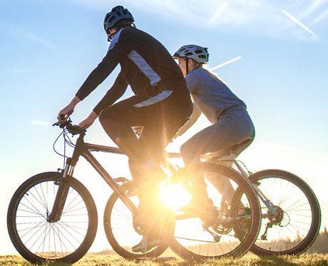 Rowery, wycieczki, dużo o Świecie!